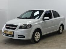 Фотография Chevrolet Aveo (2011)