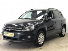 Фотография Volkswagen Tiguan (2011)