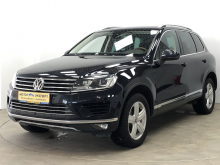 Фотография Volkswagen Touareg (2016)