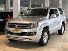 Фотография Volkswagen Amarok (2012)