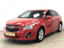 Фотография Chevrolet Cruze (2013)