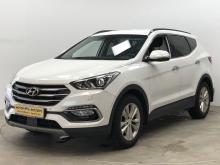 Фотография Hyundai Santa Fe (2017)