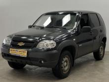 Фотография Chevrolet Niva (2011)