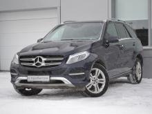 Фотография Mercedes-Benz GLE (2017)