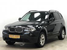 Фотография BMW X3 (2010)