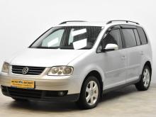 Фотография Volkswagen Touran (2006)