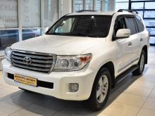 Фотография Toyota Land Cruiser (2012)