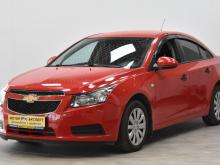Фотография Chevrolet Cruze (2012)